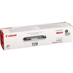 Canon Cartridge 729 black toner cartridge (Cartridge 729Bk