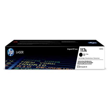 HP 117A black toner cartridge (W2070A)