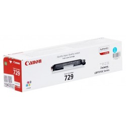 Canon Cartridge 729 cyan toner cartridge (Cartridge 729C