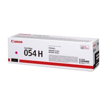 Canon Cartridge 054H higher capacity magenta toner cartridge
