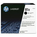 HP 81X higher capacity black toner cartridge