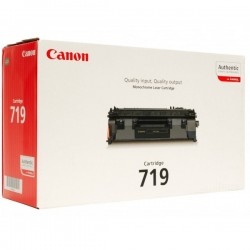 Canon Cartridge 719 black toner cartridge (Cartridge 719
