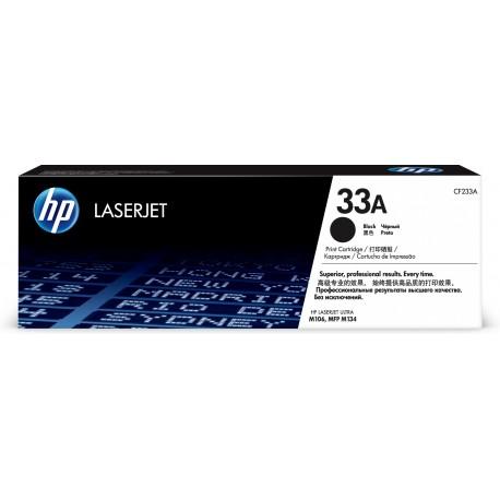 HP 33A black toner cartridge (CF233A)