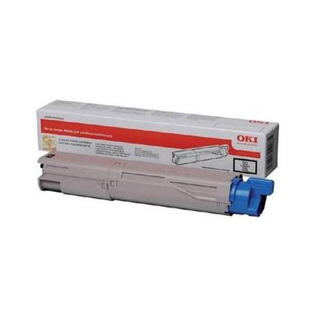 OKI 45862816 higher capacity cyan cartridge (45862816)