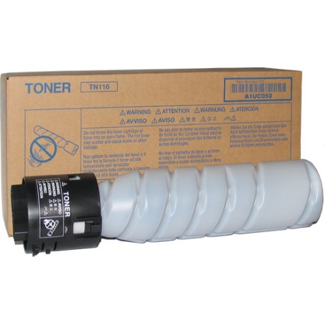 Konica Minolta TN-116 copier powder in a box of 1 pcs. (TN-116)