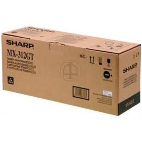 Sharp MX-312GT black toner cartridge (MX-312GT)
