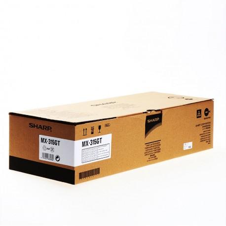 Sharp MX-315GT black toner cartridge (MX315GT)