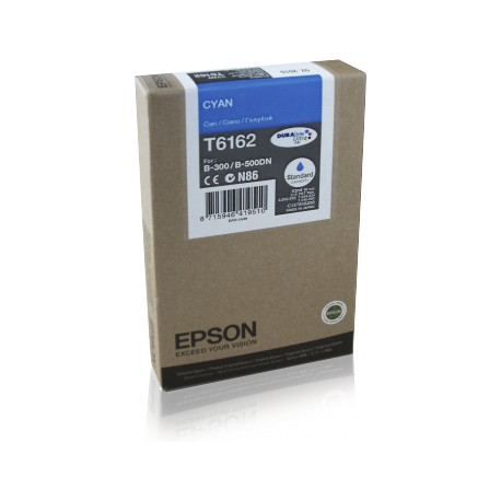 Epson T6162 cyan ink cartridge (C13T616200)
