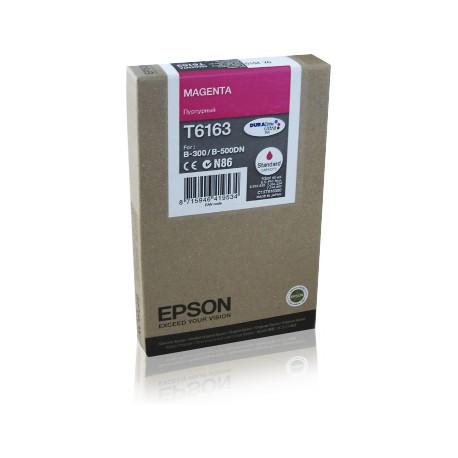 Epson T6163 purpurinė rašalo kasetė