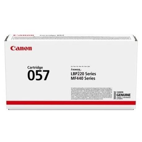 Canon Cartridge 057 juoda tonerio kasetė