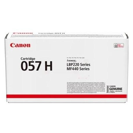 Canon Cartridge 057H higher capacity black toner cartridge