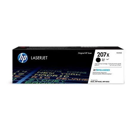 HP 207X higher capacity black toner cartridge (W2210X)