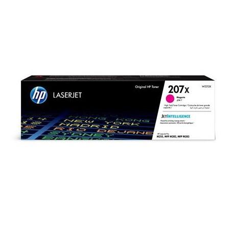 HP 207X higher capacity magenta toner cartridge (W2213X)
