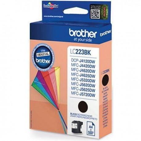 Brother LC223BK black ink cartridge (LC223BK)