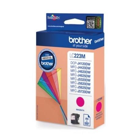 Brother LC223M purpurinė rašalo kasetė