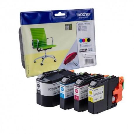 Brother LC225XL / LC229XL ink cartridge kit (LC225XL, LC229XLBK)