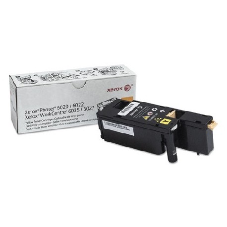 Xerox 106R02762/106R02758 geltonas toneris