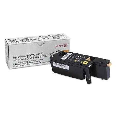 Xerox 106R02762/106R02758 yellow toner (106R02762, 106R02758)