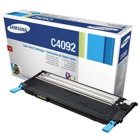 Samsung C4092 cyan toner cartridge (CLT-C4092S)