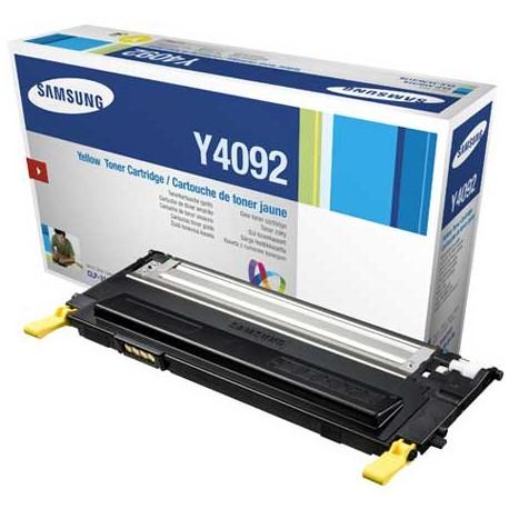 Samsung Y4092 yellow toner cartridge (CLT-Y4092S)