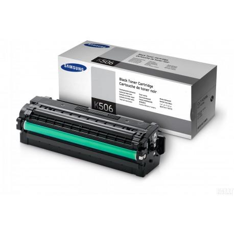 Samsung CLT-K506L juoda tonerio kasetė