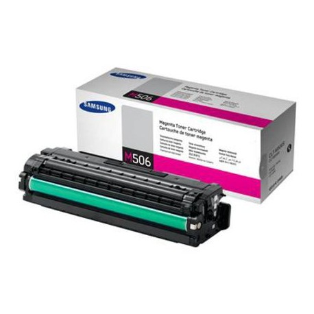 Samsung M506L higher capacity magenta toner cartridge