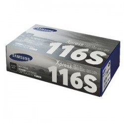 Samsung 116S black toner cartridge (MLT-D116S)