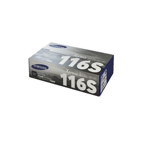 Samsung 116S black toner cartridge (MLT-D116S)