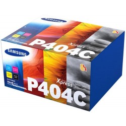 Samsung P404C toner kit (K404S,C404S,M404S,Y404S)