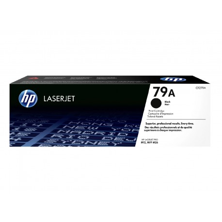 HP 79A black toner cartridge (CF279A)