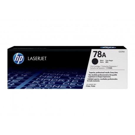 HP 78A black toner cartridge (CE278A)