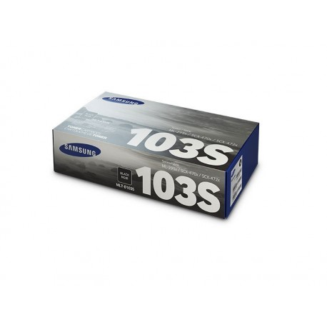Samsung 103S juoda tonerio kasete (MLT-D103S)