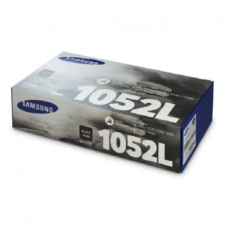 Samsung 1052L higher capacity black toner cartridge (MLT-D1052L)