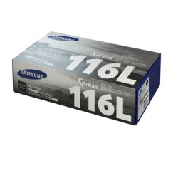 Samsung 116L higher capacity black toner cartridge (MLT-D116L)