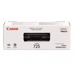 Canon Cartridge 725 black toner cartridge (Cartridge 725