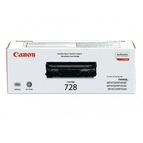 Canon Cartridge 728 black toner cartridge (Cartridge 728