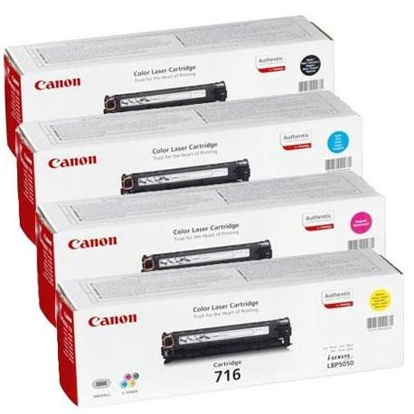 Canon Cartridge 716 toner kit (Cartridge 716)