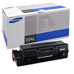 Samsung 204L higher capacity black toner cartridge (MLT-D204L)