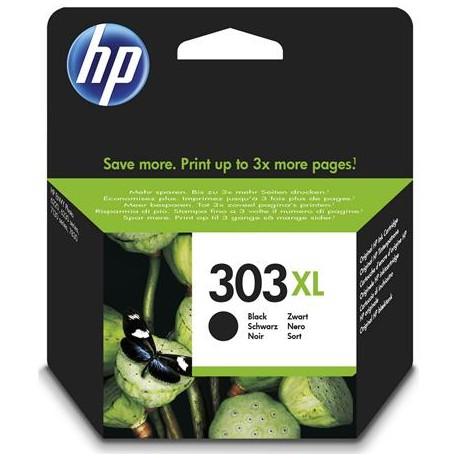 HP 303XL higher capacity black ink cartridge (T6N04AE/Nr. 303XL)