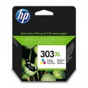 HP 303XL higher capacity multicolored ink cartridge