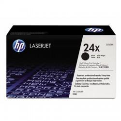 HP 24X higher capacity black toner cartridge (Q2624X)