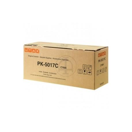 Triumph-Adler / Utax PK-5017C žydra tonerio kasetė