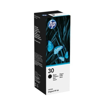 HP 30 black ink bottle (1VU29AE)