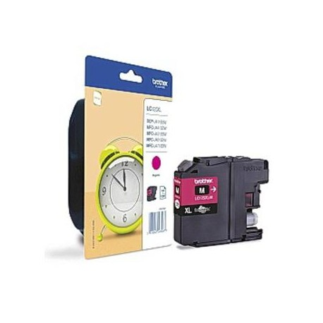 Brother LC125XLM higher capacity magenta ink cartridge (LC125XL)