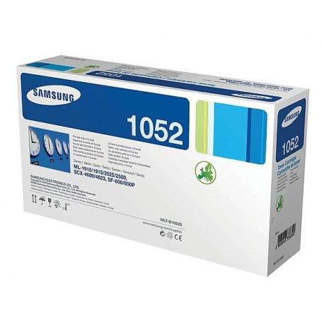 Samsung 1052S black toner cartridge (MLT-D1052S)