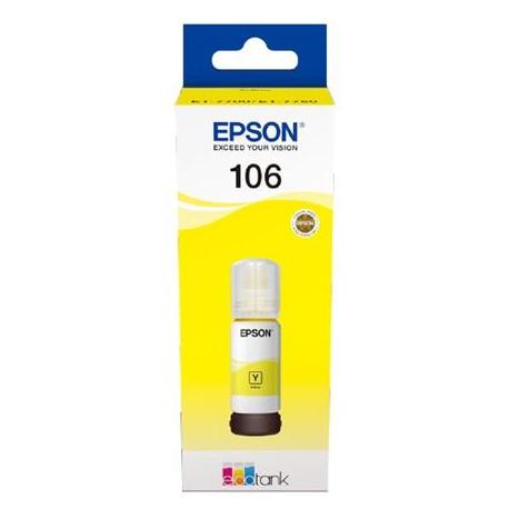 Epson 106 yellow ink bottle (C13T00R440)
