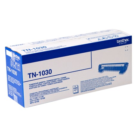 Brother TN-1030 black toner cartridge (TN-1030)