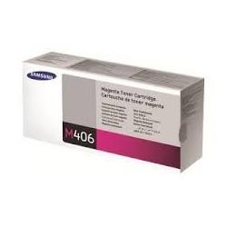 Samsung M406 purpurinė tonerio kasetė (CLT-C406S)