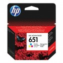HP 651 multicolored ink cartridge