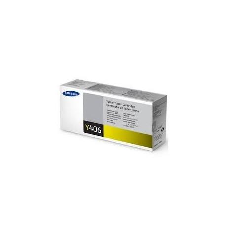 Samsung Y406 yellow toner cartridge (CLT-Y406S)